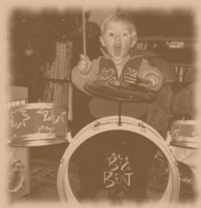 Gabry Drummers sepia